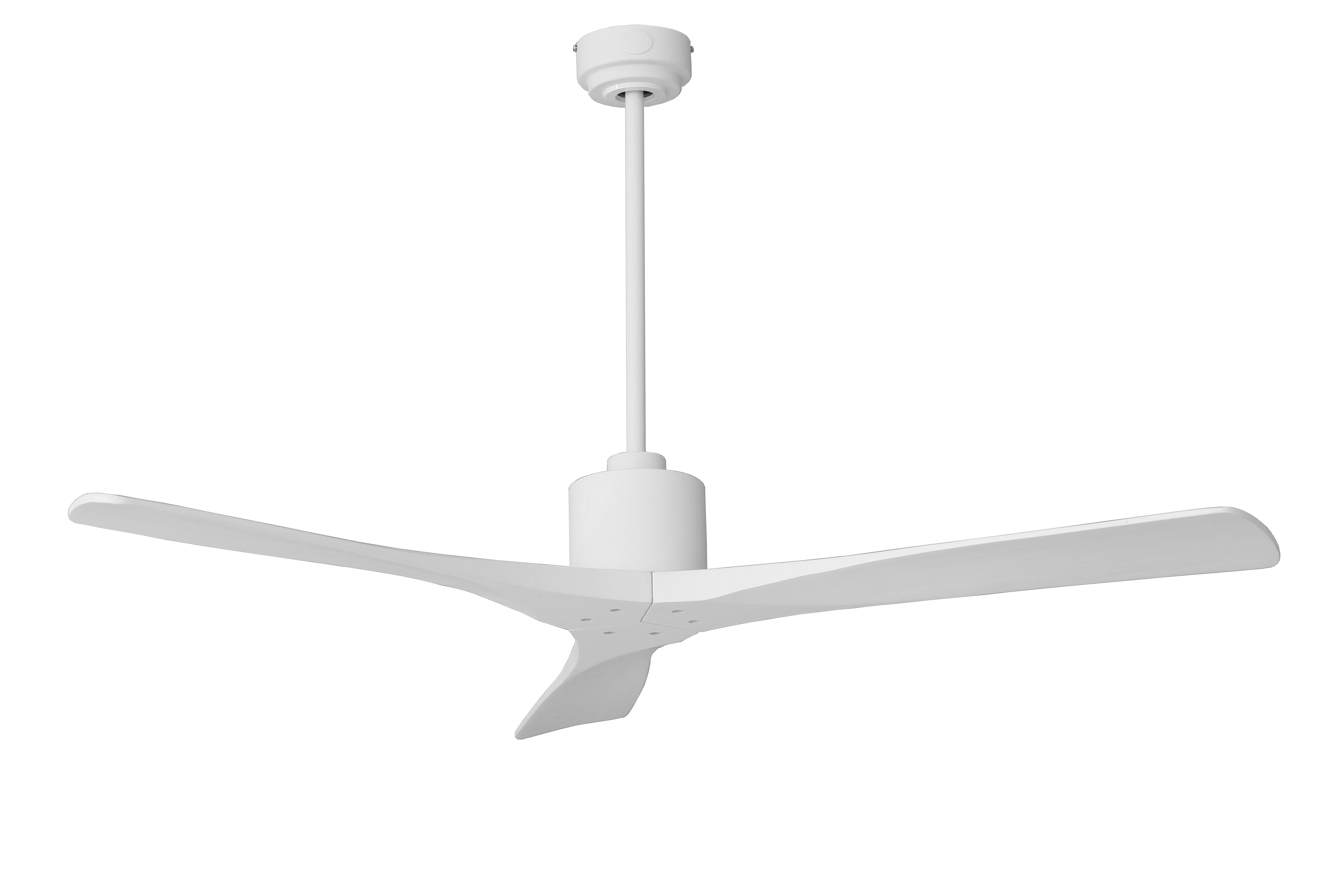 Ceiling Fan Zen White