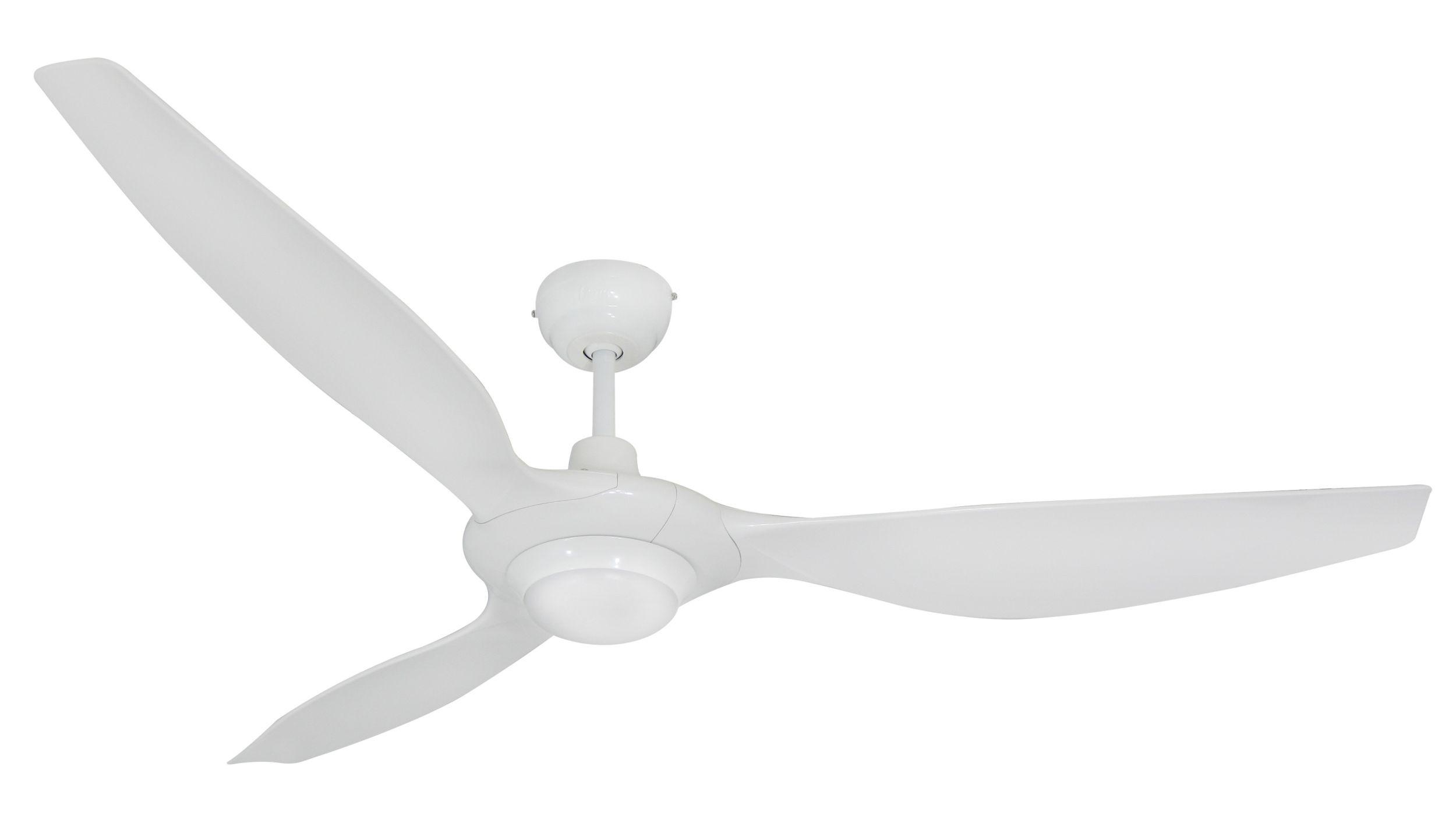 fan SLIMLED white