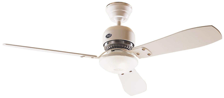 120 cm Extension pour Hunter Ventilateur de plafond blanc