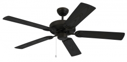 Outdoor Ceiling fan PATIO oil rubbed bronze