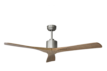 Ceiling fan ZEN brushed nickel aged