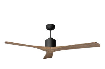 Ceiling fan ZEN black raw
