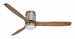 Ceiling fan SLICELIGHT BN OAK