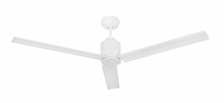 Ceiling fan GARDEN white