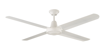 Ceiling fan COLONY 4 white