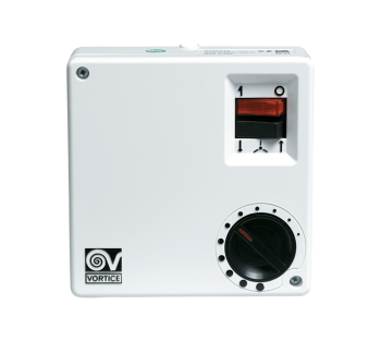 Vortice wall mount control SCRR5
