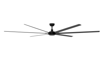 Ceiling fan AIR-304 black