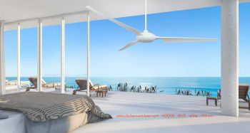 Ceiling fan VOGUE white 193 cm