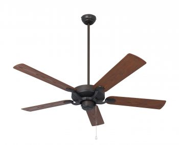Outdoor Ceiling fan PATIO ORB TEAK/WALNUT