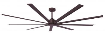 Outdoor DC Deckenventilator THE GIANT bronze