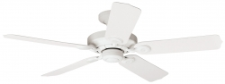 Hunter ceiling fan Outdoor white 24326