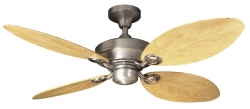 Hunter ceiling fan Outdoor raw aluminium 24132
