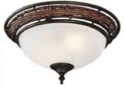 Ceiling fan light kit WICKER