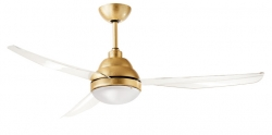 Ceiling fan REMIDA oro