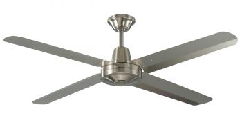 Outdoor Ceiling fan Stainless 142 cm