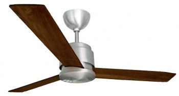 Ceiling fan BROOKLYN darkwood
