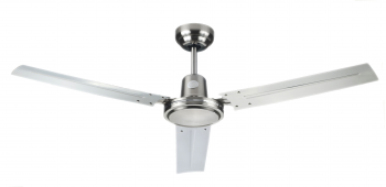 Ceiling fan COLONY brushed nickel