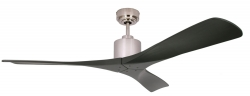 Ceiling fan NEW SLICE BN black