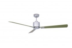 Ceiling fan FACTORY Olive