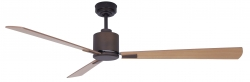Ceiling fan FACTORY oil rubbed bronze 157 CM