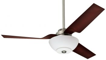 Deckenventilator FLIGHTLIGHT brushed nickel