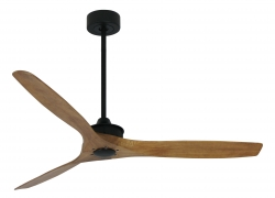 Ceiling fan HYPE BL OAK