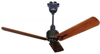 Ceiling fan NEGRESCO BK teak