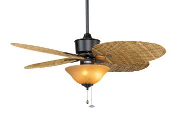 Fanimation ceiling fan ISLANDER black