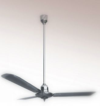 Ceiling fan Luxor nickel