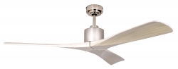 Ceiling fan NEW SLICE wash oak