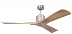 Ceiling fan NEW SLICE raw pine