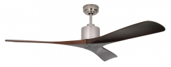 Ceiling fan NEW SLICE walnut