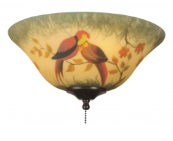 Ceiling fan light kit PARROT