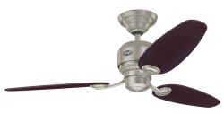 Hunter ceiling fan SOHO 24275 Brushed chrome