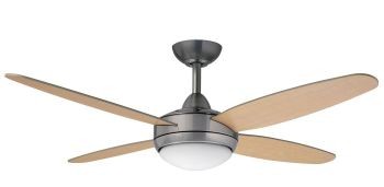 Hunter Deckenventilator SONIC 24362 satin light