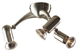 Ceiling fan light kit 3-SPOT