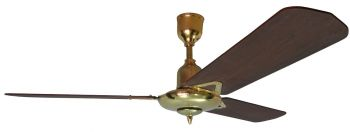 Ceiling fan TAO blackteak