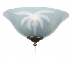 Ceiling fan light kit TROPICAL
