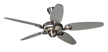 Hunter ceiling fan Alchemy brushed 24182