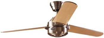 Hunter ceiling fan Carera 24243 brushed nickel