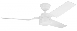 Hunter ceiling fan CABO FRIO 24234 white