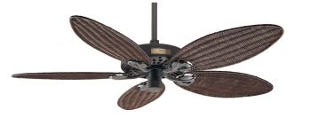 Hunter ceiling fan CLASSIC ORIGINAL bronze wicker