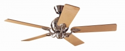 Hunter ceiling fan SALINAS nickel