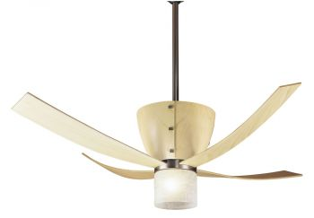 Hunter ceiling fan Valhalla beech light